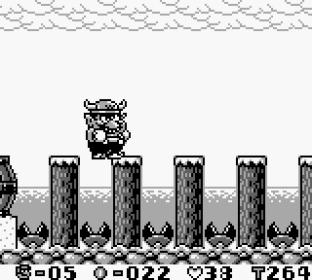 Wario Land - Super Mario Land 3 Game Boy 12