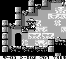 Wario Land - Super Mario Land 3 Game Boy 22