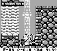 Wario Land - Super Mario Land 3 Game Boy 44