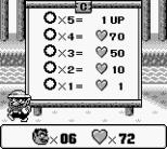 Wario Land - Super Mario Land 3 Game Boy 52