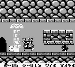 Wario Land - Super Mario Land 3 Game Boy 56