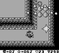 Wario Land - Super Mario Land 3 Game Boy 66