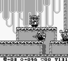 Wario Land - Super Mario Land 3 Game Boy 76