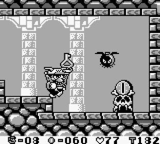Wario Land - Super Mario Land 3 Game Boy 86