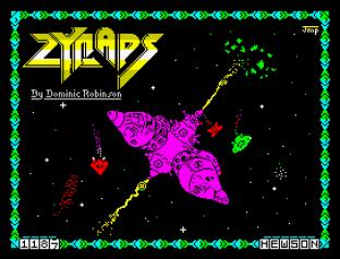 Zynaps ZX Spectrum 01