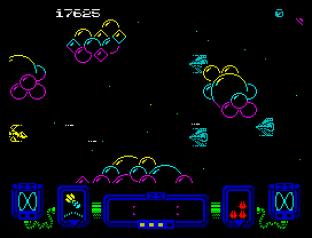 Zynaps ZX Spectrum 09