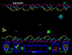 Zynaps ZX Spectrum 10