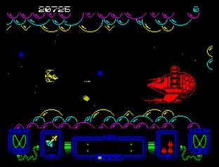 Zynaps ZX Spectrum 12