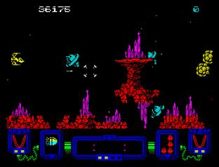 Zynaps ZX Spectrum 20