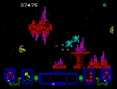 Zynaps ZX Spectrum 21