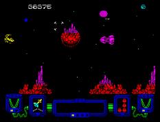 Zynaps ZX Spectrum 22