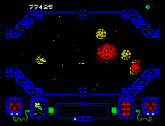 Zynaps ZX Spectrum 40
