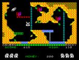 Auf Wiedersehen Monty ZX Spectrum 05