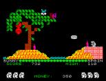 Auf Wiedersehen Monty ZX Spectrum 08