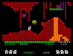 Auf Wiedersehen Monty ZX Spectrum 11