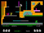 Auf Wiedersehen Monty ZX Spectrum 13