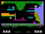Auf Wiedersehen Monty ZX Spectrum 14