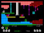 Auf Wiedersehen Monty ZX Spectrum 16
