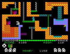 Auf Wiedersehen Monty ZX Spectrum 21