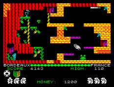 Auf Wiedersehen Monty ZX Spectrum 22