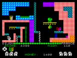 Auf Wiedersehen Monty ZX Spectrum 24