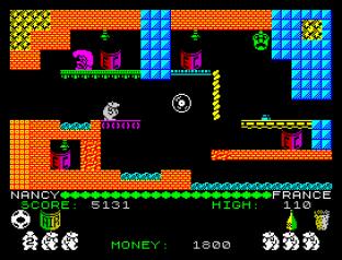 Auf Wiedersehen Monty ZX Spectrum 31