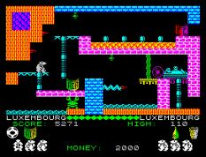 Auf Wiedersehen Monty ZX Spectrum 32