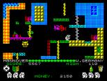 Auf Wiedersehen Monty ZX Spectrum 35