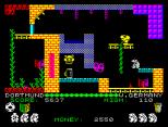 Auf Wiedersehen Monty ZX Spectrum 36