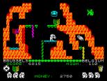 Auf Wiedersehen Monty ZX Spectrum 38