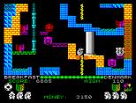 Auf Wiedersehen Monty ZX Spectrum 40