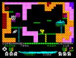 Auf Wiedersehen Monty ZX Spectrum 41