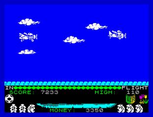 Auf Wiedersehen Monty ZX Spectrum 42