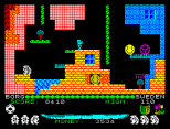 Auf Wiedersehen Monty ZX Spectrum 46