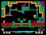 Auf Wiedersehen Monty ZX Spectrum 49