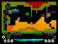 Auf Wiedersehen Monty ZX Spectrum 54