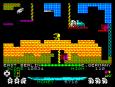 Auf Wiedersehen Monty ZX Spectrum 55