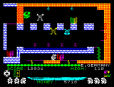 Auf Wiedersehen Monty ZX Spectrum 56