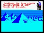 Doomdark's Revenge ZX Spectrum 03