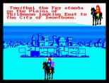 Doomdark's Revenge ZX Spectrum 05