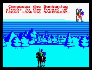 Doomdark's Revenge ZX Spectrum 09