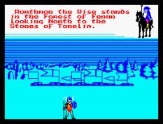 Doomdark's Revenge ZX Spectrum 10