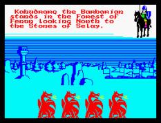 Doomdark's Revenge ZX Spectrum 11