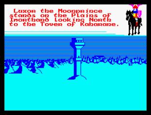 Doomdark's Revenge ZX Spectrum 12