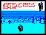 Doomdark's Revenge ZX Spectrum 19