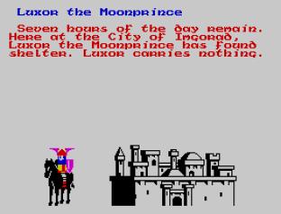 Doomdark's Revenge ZX Spectrum 23