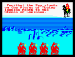 Doomdark's Revenge ZX Spectrum 24