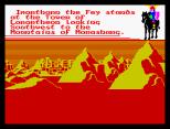 Doomdark's Revenge ZX Spectrum 25