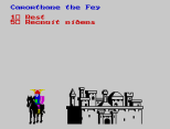 Doomdark's Revenge ZX Spectrum 26