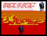 Doomdark's Revenge ZX Spectrum 30